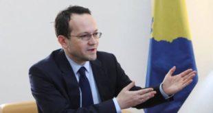 Murtezaj: Kosovës duhet t'i hiqen vizat, me apo pa votimin e demarkacionit