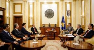 Kadri Veseli përshëndeti marrëveshjen e bashkëpunimit mes Avokatit të Popullit të Kosovës dhe atij të Shqipërisë