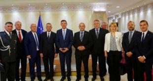 Kadri Veseli: Marrëdhëniet e shkëlqyera mes Kosovës dhe Kroacisë duhet të thellohen