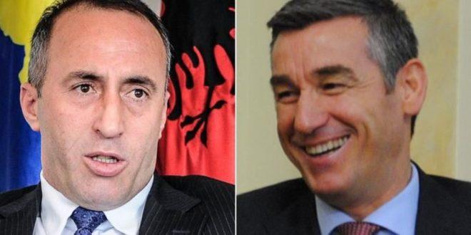 Haradinaj dhe Veseli