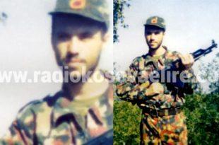 Vezir Nezir Jashari (2.4.1975 – 19.1.1999)