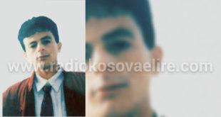 Xhafer Hamëz Vehapi (3.6.1975 – 3.9.1998)