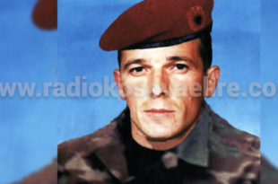 Xhafer Zenel Nurkasa (24.7.1969 – 25.7.1998)