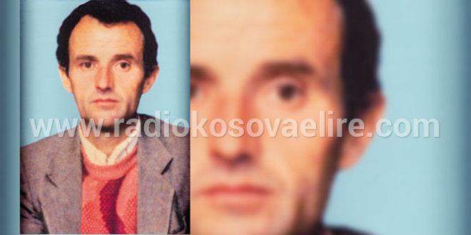 Xhemajl Ahmet Mehmeti (5.1.1948 – 29.6.1998)