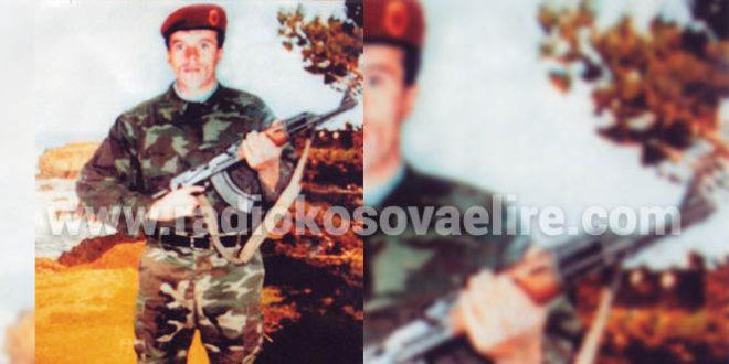 Xhevat Salih Shala (20.12.1971 - 25.9.1998)