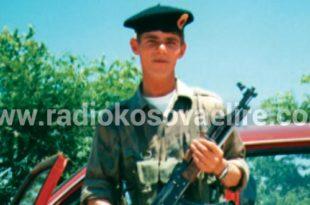 Xhevat Shaban Thaçi (23.8.1969 – 14.12.1998)