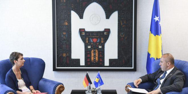 Gjermania e gatshme për mbështetjen e mëtutjeshme të Republikës së Kosovës, me theks në fushën e arsimit