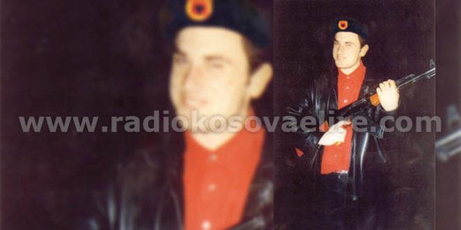 Zeki Xhevat Shylemaja (24.7.1974 - 16.4.1999)