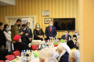 Ministri Zemaj: Detyrimi për përkujdesje ndaj të moshuarve është edhe përgjegjësi morale