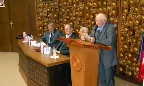 Ahmet Qeriqi dhe Zenun Gjocaj