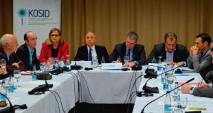 """Ministri, Zharku, mori pjesë në panelin me temë: """"Ndikimi i veturave në shëndet dhe siguri rrugore"""", të organizuar nga KOSID-i"""