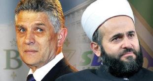 Muamer Zukorliq dhe Sulejman Uglanin në Parlamentin e Serbisë
