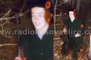 Zylfije Faik Gashi (5.7.1979 - 16.4.1999)