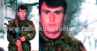 Zymer Halim Goxhuli (10.1.1965 - 14.10.1998)
