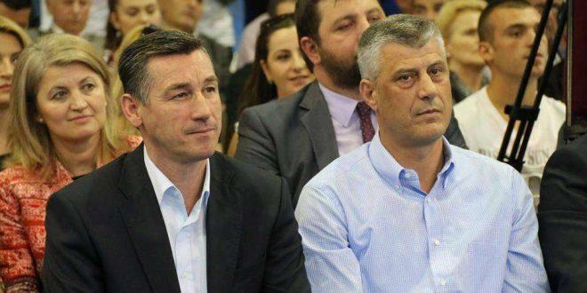 Komuna e Bujanocit në Kosovën Lindore del në përkrahje të Thaçit e Veselit dhe luftës së drejtë të UÇK-së