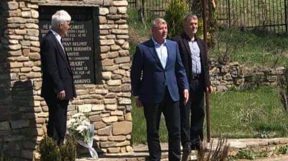 Daut Haradinaj: Sot shënohet dita e Akademisë Ushtarake e cila filloi në Aqarevën e burrave të mëdhenj të kombit