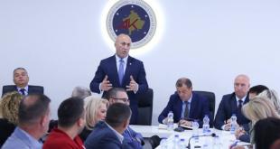 Këshilli i Përgjithshëm i AAK-së, me shumicë votash ka votuar për koalicionin parazgjedhor me PSD-në