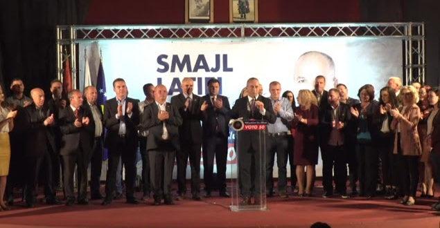 Ramush Haradinaj në Rahovec garanton qeverisje pa korrupsion, vend të zhvilluar dhe të pasur