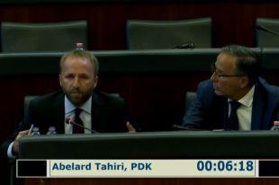 Abelard Tahiri: Kryeministri i një prej vendeve më të ë varfra në Evropë që gjen kohë 15 ditë të pushojë e shetitet jashtë vendit