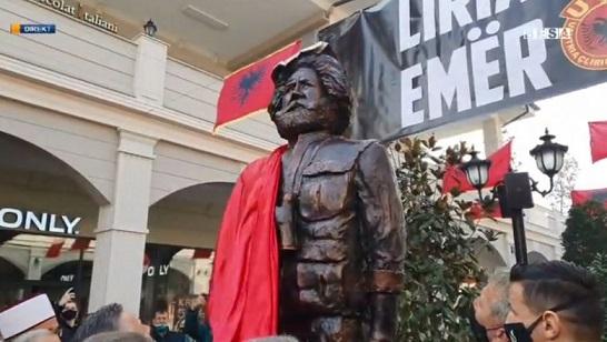 Sot është zbuluar shtatorja e komandantit legjendar të UÇK-së, Adem Jashari, në Prizren