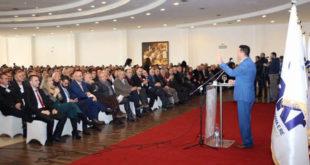 Kuvendi i AKR-së me shumicë votash zgjodhi Agim Bahtirin, kryetar të degës së AKR-së në Mitrovicë