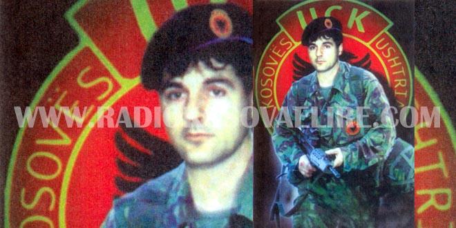 Agim Qerkin Bajrami (12.2.1964 - 10.8.1998)