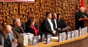 """Në Bibliotekën Kombëtare, """"Pjetër Bogdani"""", në Prishtinë, u përurua libri: """"Rrëfime nga burgu"""" i autorit, Agim Sylejmani"""