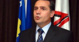 Ahmet Isufi është emërtuar shef i Grupit Parlamentar të Aleancës për Ardhmërinë e Kosovës