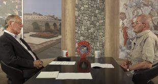 Bisedë në studion e TV-Diellit me Mr. Sheremet Krasniqin, veprimtar, studiues dhe publicist