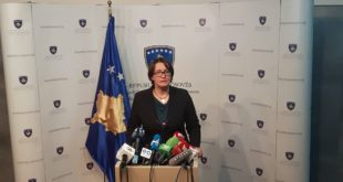 Aida Dërguti: Do të bashkëpunojmë me Qeverinë Haradinaj vetëm për ta mbrojtur interesin kombëtar