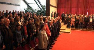 Sot në Sallën e Kuqe të Pallatit të Rinisë u mbajt Akademi përkujtimore për dëshmorët e komunës së Prishtinës me rrethinë