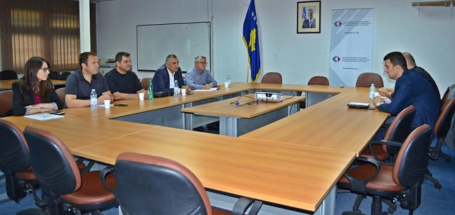 Përfaqësuesit e Odës së Afarizmit të Kosovës mbajtën takim me përfaqësuesit e AKP-së