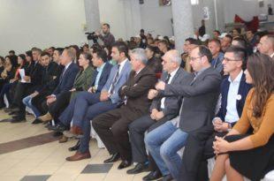Aleancës Kosova e Re në Drenas, ka mbajtur Kuvendin Zgjedhor të Forumit Rinor