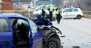 Nga 1 janar 2017, në aksidente rrugore në Kosovë janë mbytur jetën mbi 280 pjesëmarrës në komunikacion