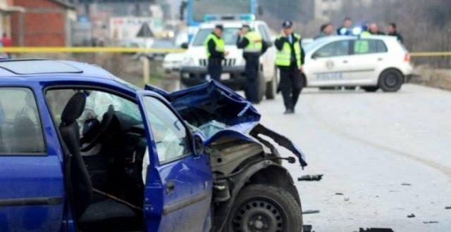 Policia bëri të ditur se në nëntë muajt e parë të këtij viti në 69 aksidente me fatalitet kanë vdekur 90 persona