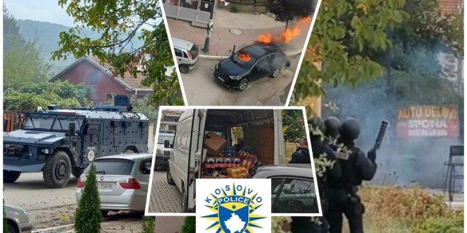 B92: Veprimi i policisë së Kosovës në veri është provokim i Albin Kurtit, para zgjedhjeve në vend