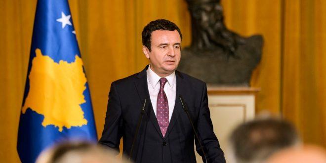 Në javën e ardhshme pritet që kryeministri i vendit, Albin Kurti të realizojë një vizitë në Bruksel