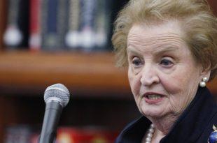 D. Serwer: Madeleine Albright, do të përfshihet në dialogun, Kosovë-Serbi, pavarësisht çka mendon Boegradi