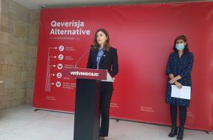 Albulena Haxhiu: Më nënshkrimin e marrëveshjes në SHBA, Hoti i barazuar të pagjeturit dhe të zhvendosurit