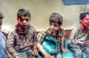"""""""The Independent"""": Shumë fëmijë po vdesin në Siri nga të ftohtit"""
