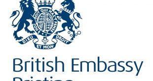Ambasada britaneze thotë se nuk është koha për manovrime politike, megjithatë duhet të respektohet Kushtetua e Kosovës