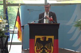 Christian Heldt thotë se bashkimi i Gjermanisë ishte një prej momenteve më të gëzueshme në historinë gjermane