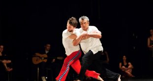 Albert Zholi: Flet koreografi dhe balerini me famë botërore, Andrea Dorian Rama