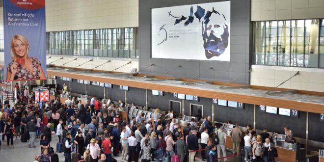"""ANP """"Adem Jashari"""" -Limak Kosovo, njofton të gjithë qytetarët që i kane humbur valigjet apo dokumentettë lajmërohen në aeroport deri më 2 Janar 2021"""