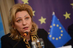 Në vendimin e Këshillit Evropian, zonjës Apostolova do t'i zgjatet mandati edhe për 6 muaj të tjerë deri më 31 gusht 2020