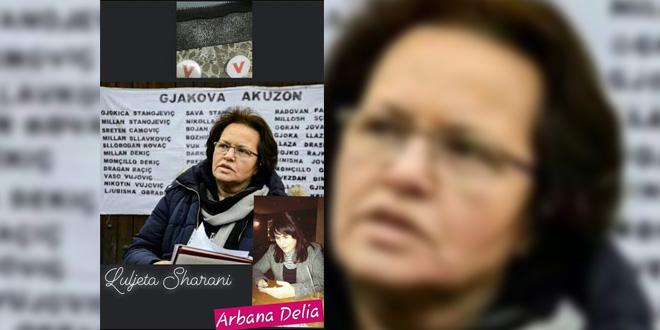 Arbana Delia: Lulja e Gjakovës, Guri i Gjirokastrës