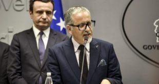 Qeveria në detyrë e Kosovës e autorizon ministrin e Shëndetësisë që të vendos për masat kufizuese pas datës 13 prill