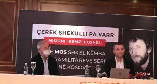 Ardian Remzi Hoxha: Kryerësit e këtij krimi ishin 9 persona të SHIK-ut të asaj kohe, nën urdhrat e Sali Berishës