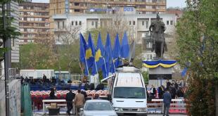 12 persona arrestohen për 'prishje rendi' gjatë ceremonisë së Thaçit
