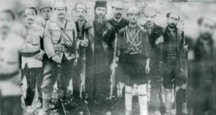 At Stathi Melani (1858-1917) atdhetar i njohur i Rilindjes dhe prift shqiptar